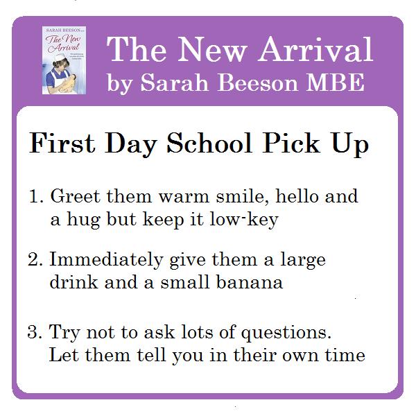 first day in school essay